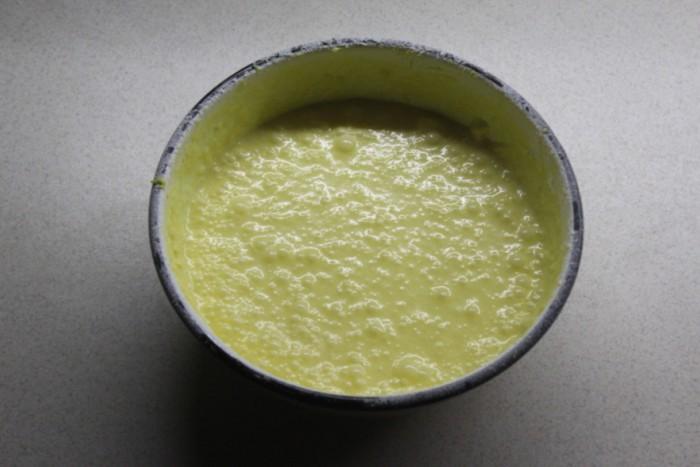 Умное пирожное - само при выпечке делится на слои