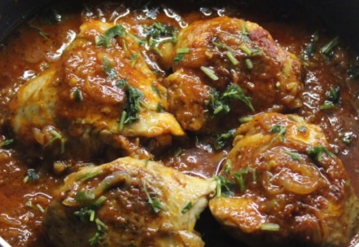 Рецепт чахохбили в домашних условиях
