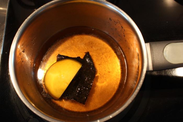 Уксусная заправка для суши в домашних условиях