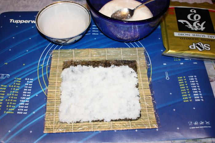 Вкусные и простые начинки для суши
