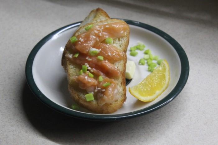 Домашняя засолка рыбы с водкой и пряностями - быстро и вкусно