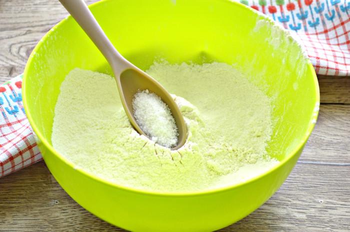 Вкусное пельменное тесто на молоке
