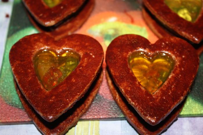 Набор пряников на 8 марта - вкусные медовые пряники в подарок