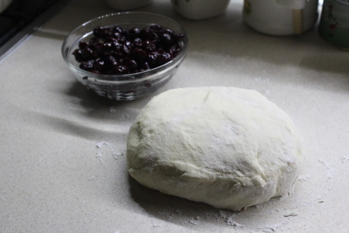 Дрожжевое тесто на вареники в хлебопечке