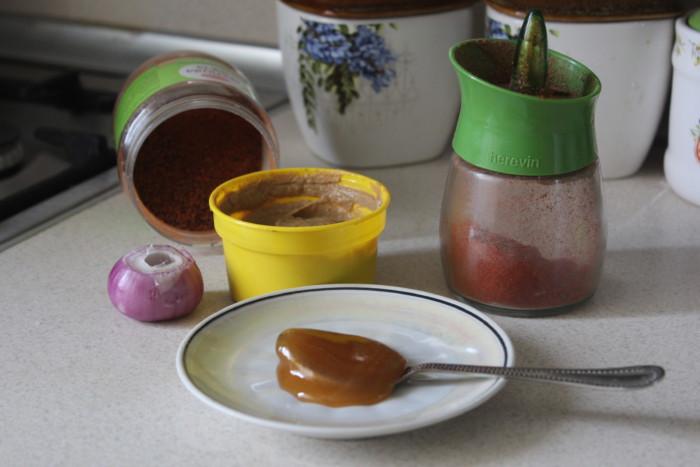 Горчично-медовый соус для курицы, мяса или рыбы