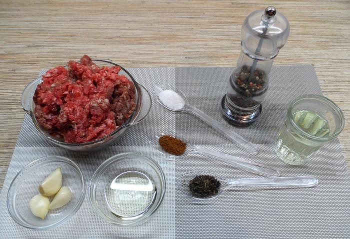 Диетическая лазанья с фаршем и овощами без соуса бешамель