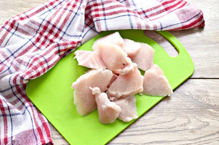 Куриные пельмени домашние - сочные и вкусные