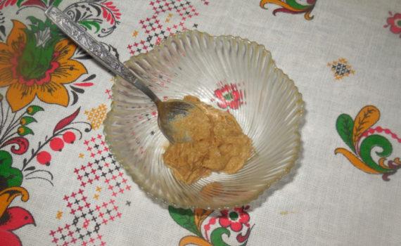 Домашняя горчица из порошка и зерен горчицы