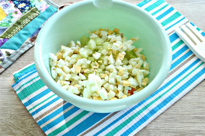 Как сделать картофельный салат