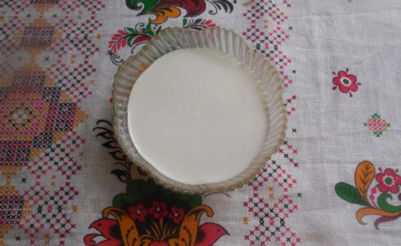 Пасхальная глазурь с желатином для кулича (без яиц)