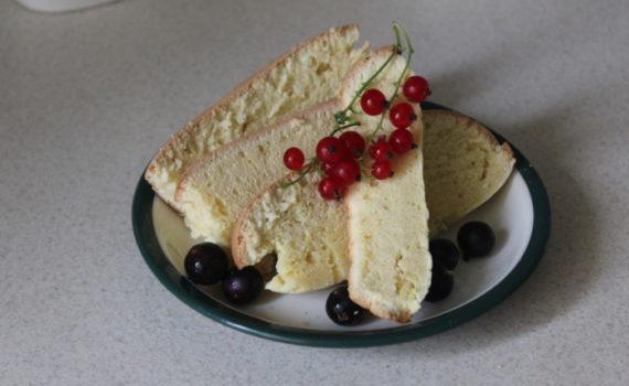 Лимонный кекс в хлебопечке - простой и вкусный