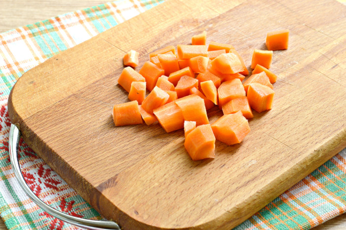 Лучшее овощное пюре для грудничка