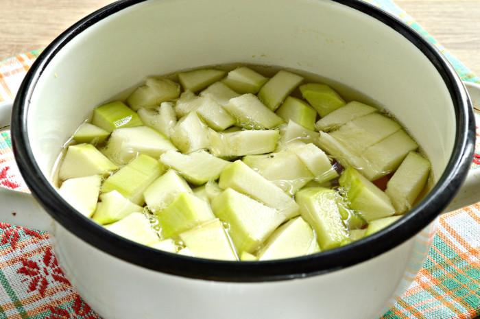 Лучшее кабачковое пюре для прикорма