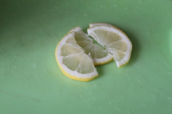 Домашний лимонно-яблочный компот - рецепт пошаговый с фото