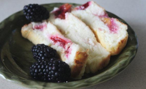Львовский сырник с персиками - нежный пирог из творога в духовке