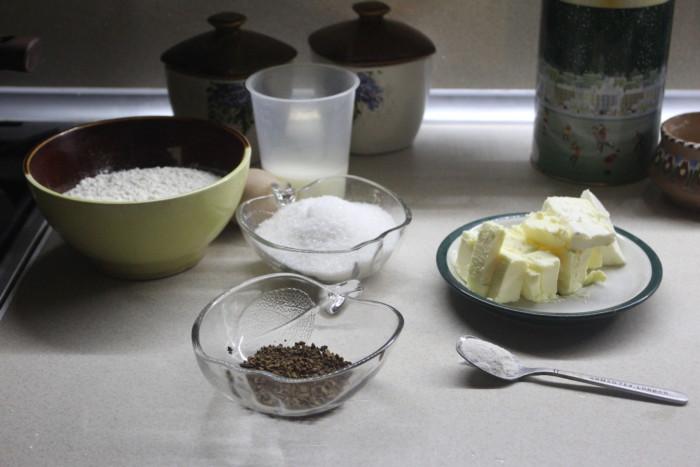Кофейно-медовые кексы в духовке