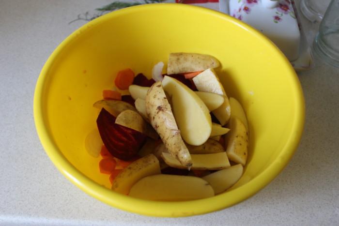 как запекать овощи в духовке в фольге правильно и вкусно