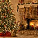 Лучшие новогодние обои — Елки новогодние и Шары