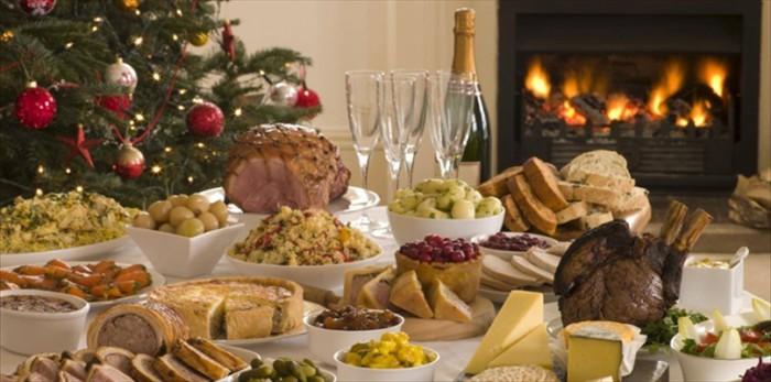 Вкусные горячие блюда на Новый год 2019 - новогодние горячие закуски на год Свиньи / Кабана
