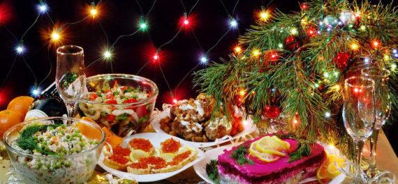 Праздничное меню на Новый год 2019 - что приготовить на Новый год Свиньи для семьи дома