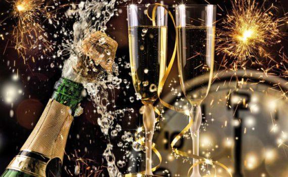 Новогодние напитки 2019 и новогодние коктейли в год Свиньи или Кабана