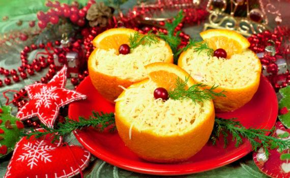 Новые рецепты салатов на Новый год 2019 - самые вкусные, простые и доступные