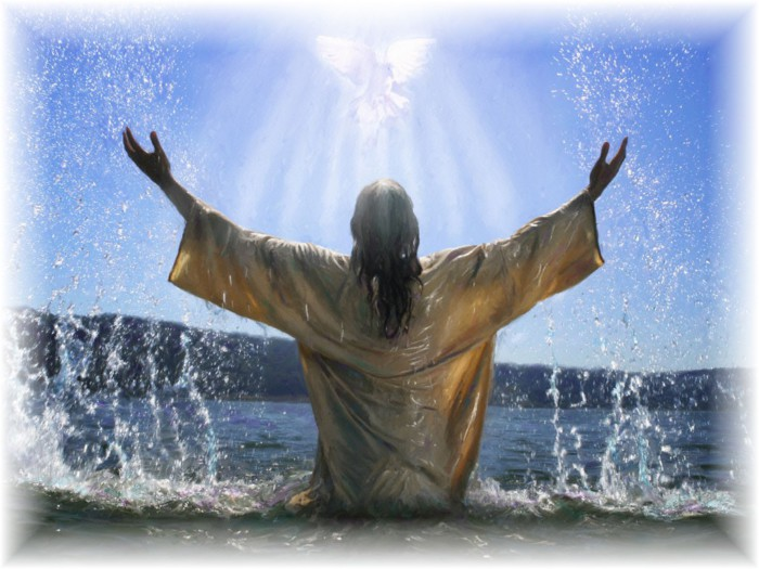 Христианские открытки с праздником Крещенский Сочельник без текста