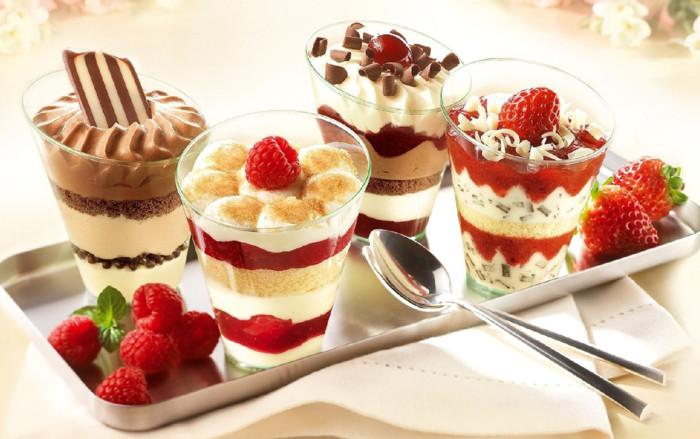 Десерты на Новый год - рецепты новогодних десертов: простые и вкусные, оригинальные и легкие