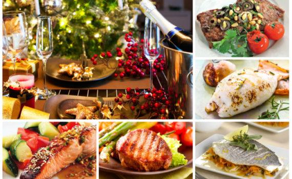 Горячие блюда на Новый год - лучшие новогодние горячие закуски