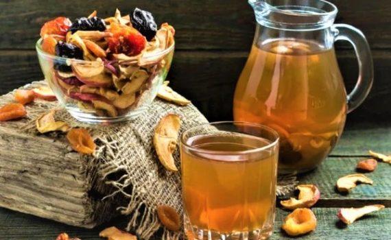 Домашний узвар из сухофруктов и шиповника - как варить узвар правильно и вкусно